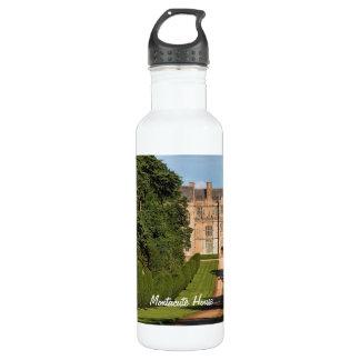 Hogar majestuoso de la última casa isabelina de botella de agua