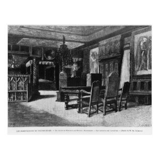 Hogares de Victor Hugo Postal