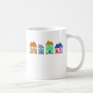 Hogares residenciales tazas