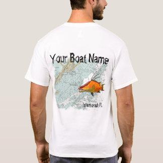 Hogfish Custom Shirt