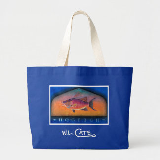 Hogfish Dark Totes Bag