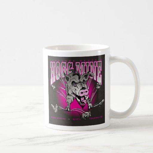 Hogg Mine coffee mug