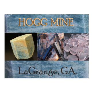 Hogg Mine Postcard