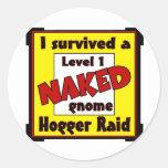 Hogger Raid Sticker