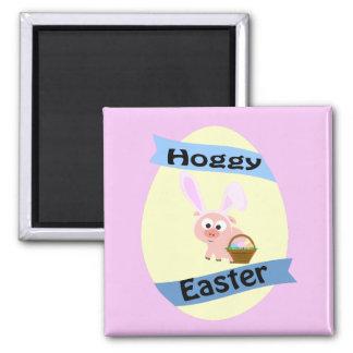 Hoggy Easter! Magnet