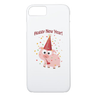 Hoggy New year! iPhone 8/7 Case