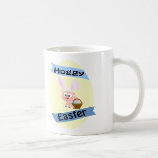 ¡Hoggy Pascua! Taza