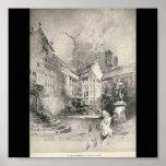 Hoghton Tower Canvas Print