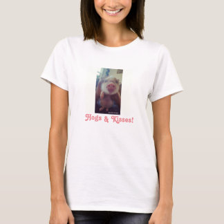 Hogs and Kisses T-Shirt