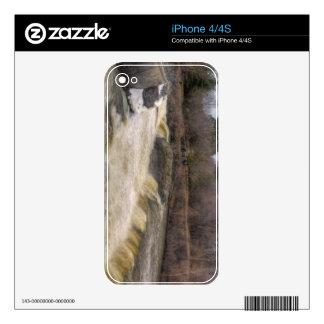 Hog's Back Falls, Ottawa, ON Decal For iPhone 4