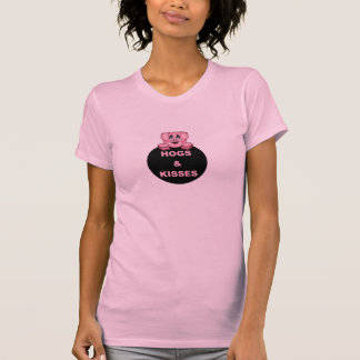 Hogs & Kisses Ladies Shirt