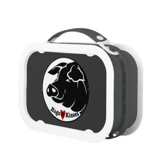 Hogs & Kisses Lunchbox