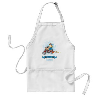 Hogs N Hens for Hope Adult Apron