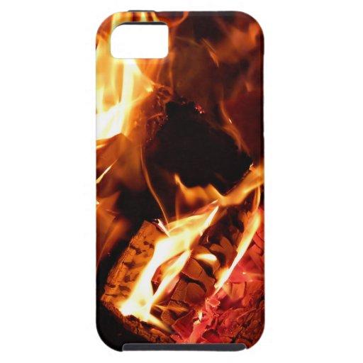 Hoguera iPhone 5 Case-Mate Cárcasa
