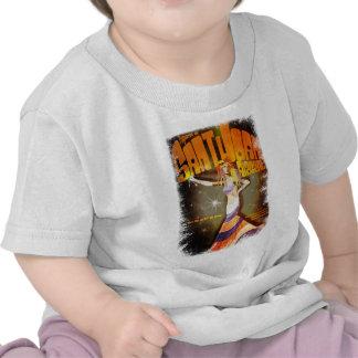 Hogueras de San Juan Alicante T Shirts