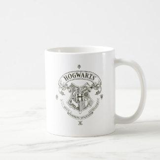 HOGWARTS™ Banner Crest Classic White Coffee Mug