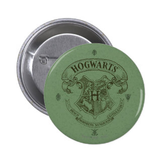 HOGWARTS™ Banner Crest Pinback Button