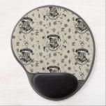 """HOGWARTS™ Beige Pattern Gel Mouse Pad<br><div class=""""desc"""">HOGWARTS™ Crest pattern on beige.</div>"""