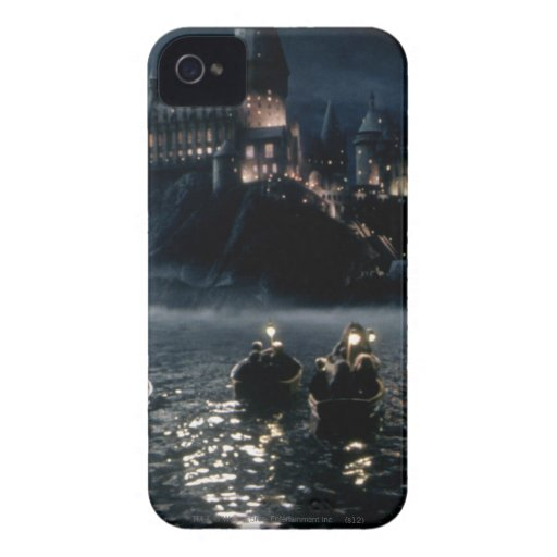 Hogwarts Boat to Castle Case-Mate iPhone 4 Cases