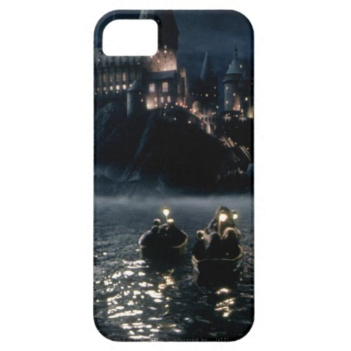Hogwarts Boat to Castle iPhone 5 Case