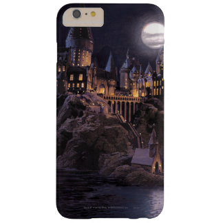 Hogwarts Boats To Castle Barely There iPhone 6 Plus Case