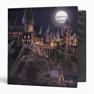 Hogwarts Boats To Castle Binder