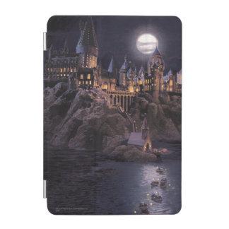 Hogwarts Boats To Castle iPad Mini Cover