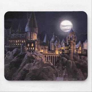 Hogwarts Boats To Castle Mousepad