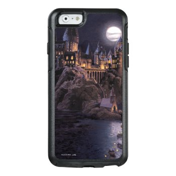 Hogwarts Boats To Castle Otterbox Iphone 6/6s Case by harrypotter at Zazzle