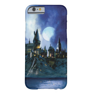 Hogwarts By Moonlight Barely There iPhone 6 Case