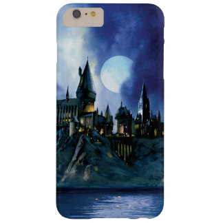 Hogwarts By Moonlight Barely There iPhone 6 Plus Case