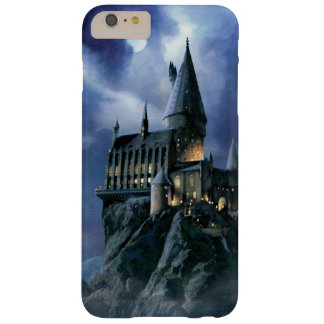 Hogwarts Castle At Night Barely There iPhone 6 Plus Case