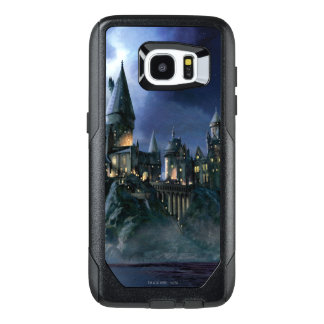 Hogwarts Castle At Night OtterBox Samsung Galaxy S7 Edge Case