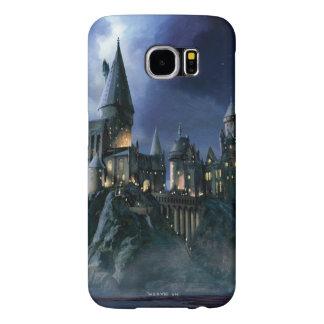 Hogwarts Castle At Night Samsung Galaxy S6 Case