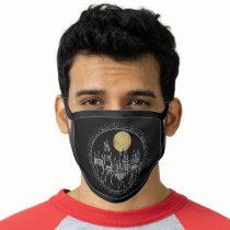 HOGWARTS™ Castle Line Art Face Mask