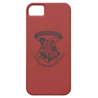 Hogwarts Crest 2 iPhone 5 Case