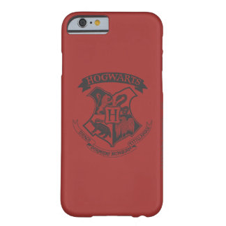Hogwarts Crest 2 Barely There iPhone 6 Case