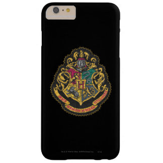 Hogwarts Crest Barely There iPhone 6 Plus Case