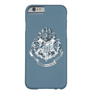 Hogwarts Crest Blue Barely There iPhone 6 Case