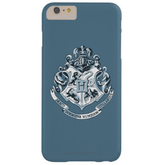 Hogwarts Crest Blue Barely There iPhone 6 Plus Case
