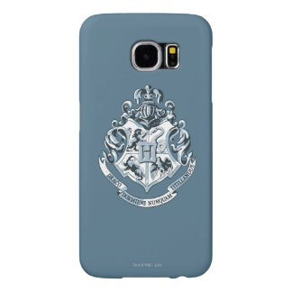 Hogwarts Crest Blue Samsung Galaxy S6 Case