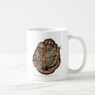 Hogwarts Crest - Destroyed Coffee Mug