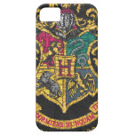 Hogwarts Crest - Destroyed iPhone 5 Covers