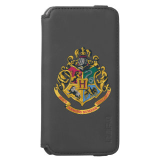 Hogwarts Crest Full Color Incipio Watson™ iPhone 6 Wallet Case