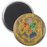 Hogwarts Crest HPE6 2 Inch Round Magnet