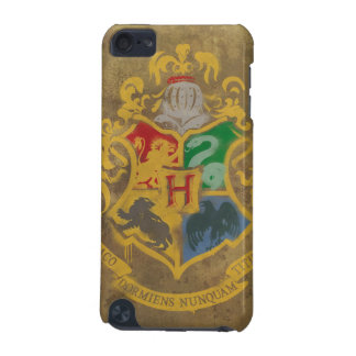 Hogwarts Crest HPE6 iPod Touch (5th Generation) Covers