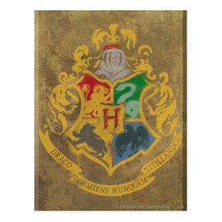 Hogwarts Crest HPE6 Post Cards
