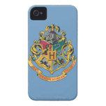 Hogwarts Crest iPhone 4 Cases