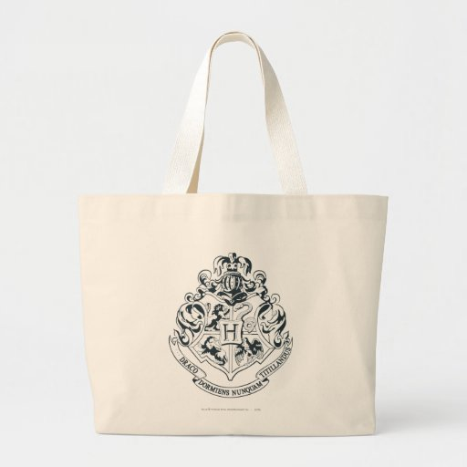 Hogwarts Crest Jumbo Tote Bag