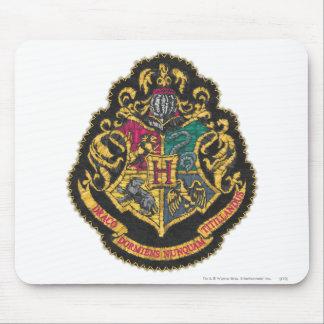 Hogwarts Crest Mouse Pads